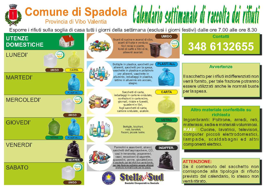 Raccolta Rifiuti Ingombranti Roma Calendario 2020 Municipi Dispari.Questa Volta Nel Territo Raccolta Differenziata Querciacb